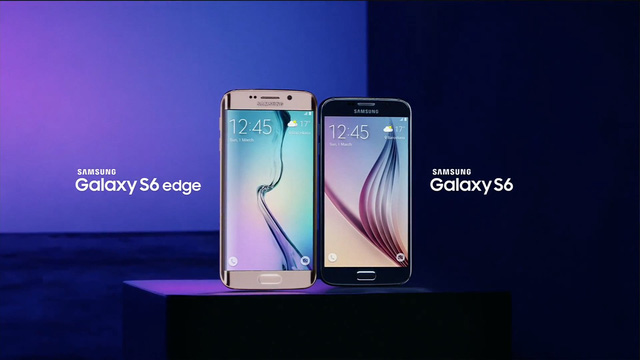 Bộ đôi Galaxy S6 mới chính thức lộ diện
