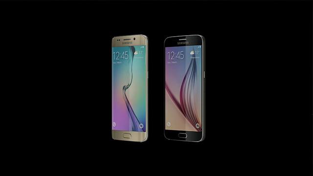 Galaxy S6 có thiết kế khá giống với iPhone 6