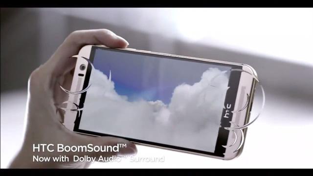 Hệ thống loa kép BoomSound tích hợp công nghệ mới mang tới người dùng trải nghiệm âm thanh hoàn toàn khác biệt