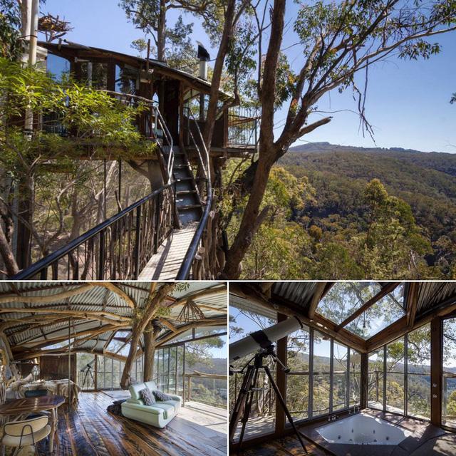 Ngôi nhà ở New South Wales, Australia.
