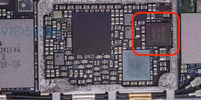 Chip NFC được tích hợp trên iPhone 6S