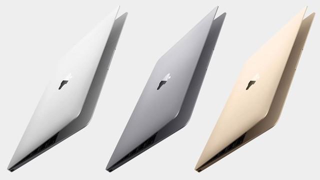 MacBook mới xuất hiện ấn tượng với thiết kế siêu mỏng