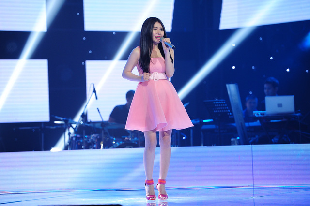 Nguyễn Thị Minh Uyên - cô gái Huế mang vẻ ngoài xinh đẹp và dịu dàng chọn cho mình Lovin You
