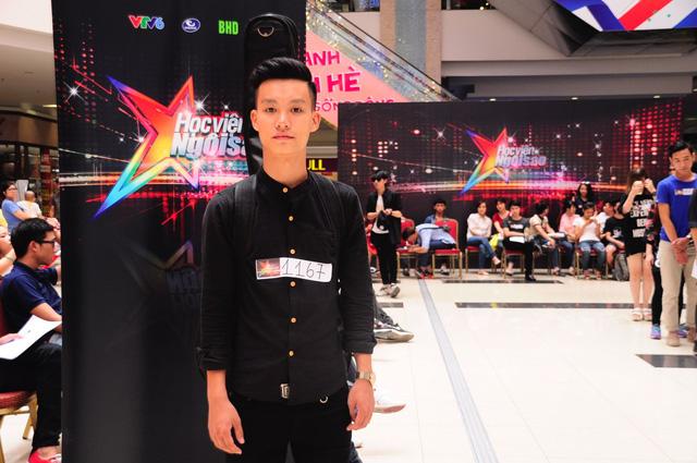 Thí sinh Nguyễn Xuân Quyết