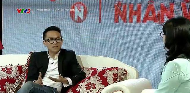Nhà báo Lê Hồng Lâm.