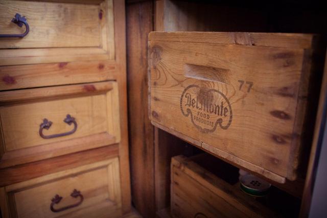 Người ở khéo léo đưa phong cách vintage vào không gian ngôi nhà.