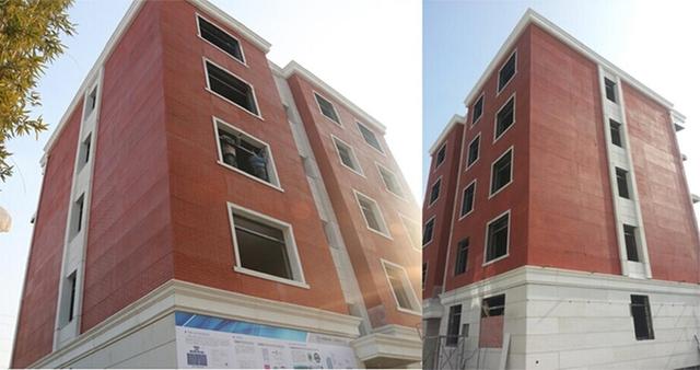 Tòa chung cư 5 tầng xây dựng bằng công nghệ in 3D