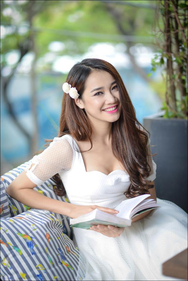 Nữ diễn viên Nhã Phương.