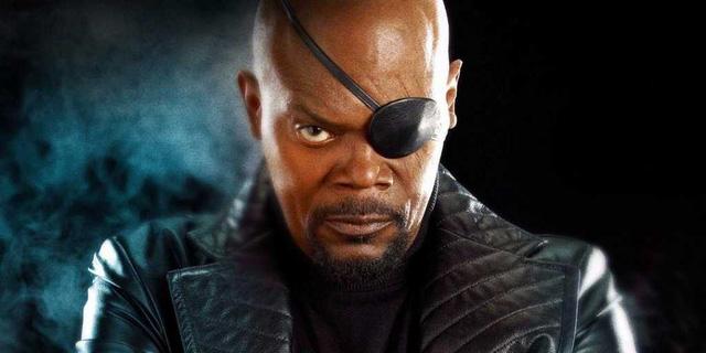 Vai Nick Fury cuối cùng được dành cho Samuel L.Jackson.