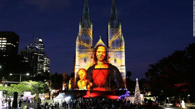 Nhà thờ St. Mary ở Sydney (Australia)