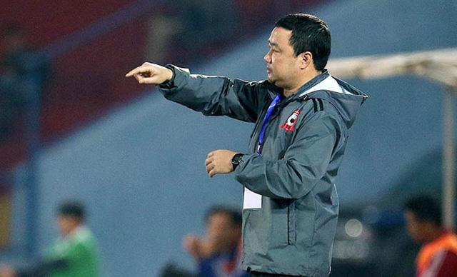 HLV Trương Việt Hoàng sẽ đưa Hải Phòng lên đỉnh sau vòng đấu thứ 8