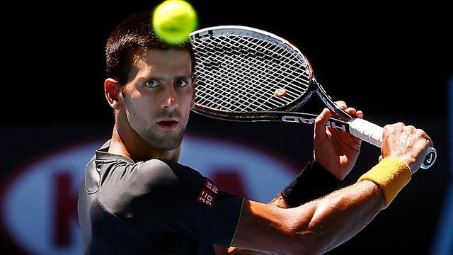 Tay vợt số 1 thế giới, Novak Djokovic cũng thức nhập cuộc