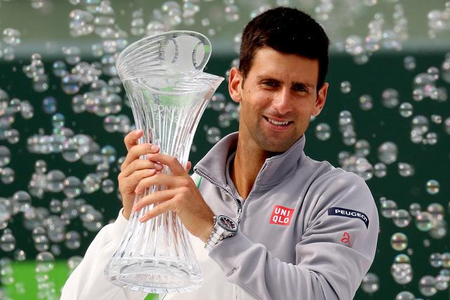 Djokovic sẽ lần thứ 5 lên ngôi vô địch tại Miami Master