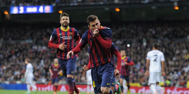 Barcelona đang là một trong những ứng viên hàng đầu cho chức vô địch Champions League mùa giải 2014/15