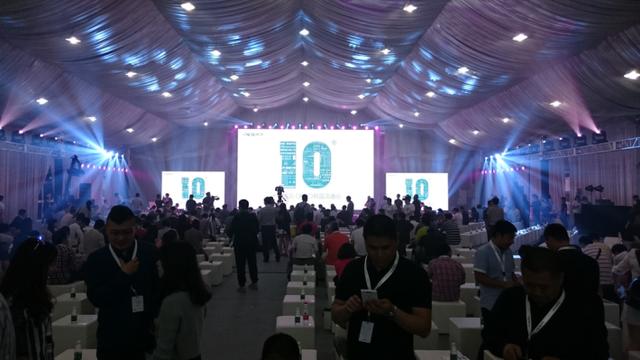 Địa điểm tổ chức lễ kỷ niệm 10 năm thành lập của Oppo