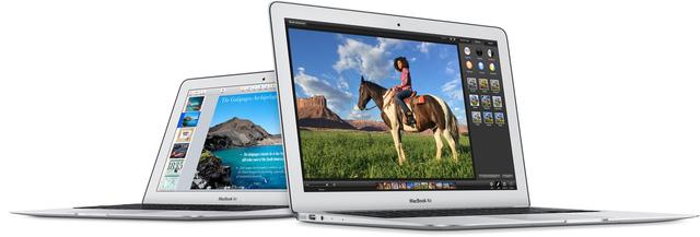 MacBook Air 11 inch và 13 inch có thể sẽ được nâng cấp