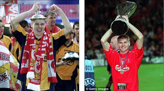 Owen - thần đồng bóng đá Anh và viên ngọc sáng của Liverpool.