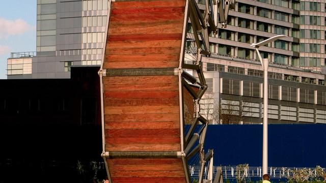 Cây cầu ở London, Anh.