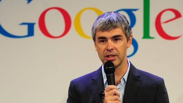 Larry Page trở thành CEO của công ty mẹ Alphabet