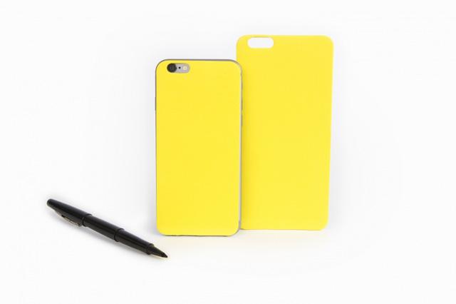 Ốp có hai loại với kích thước khác nhau, tương ứng với thiết kế của iPhone 6S và iPhone 6S Plus