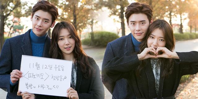 Park Shin Hye và Lee Jong Suk xứng đôi vừa lứa trong The Heirs