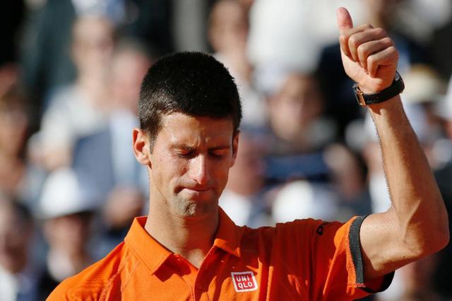 Novak Djokovic đang là đối thủ lớn nhất của Murray