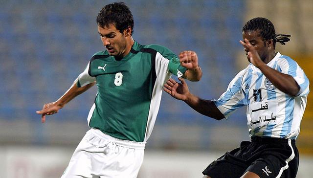Pep Guardiola từng có 2 năm chơi cho CLB Al-Ahli (Qatar) trước khi giải nghệ