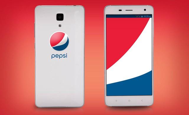 Hình ảnh rò rỉ ban đầu của Pepsi P1