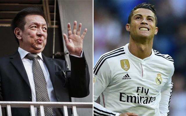 Khối tài sản của ông Peter Lim được ước tính lên đến 2 tỷ USD