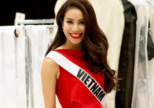 Phạm Hương được đánh giá là thí sinh xuất sắc nhất trong số các đại diện Việt Nam từng tham gia tranh tài ở cuộc thi.