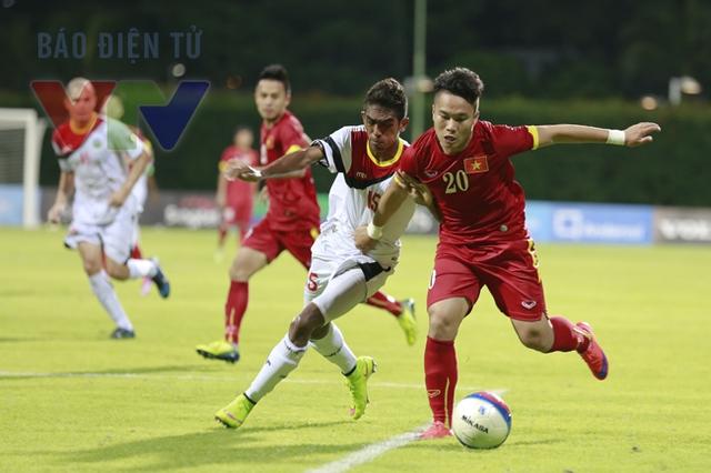 Bước vào trận đấu với U23 Timor Leste, U23 Việt Nam chỉ cần 1 điểm để chắc suất đi tiếp. Tuy nhiên, các cầu thủ áo đỏ thậm chí còn làm được nhiều hơn thế. Kết quả, U23 Việt Nam giành chiến thắng 4-0.