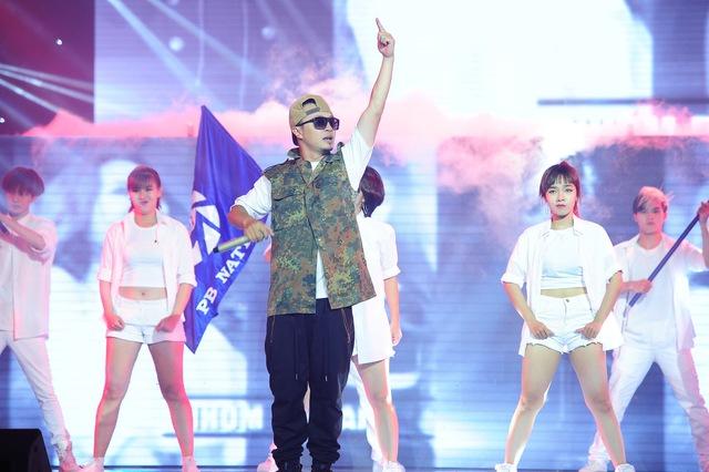 """PB Nation đem đến sáng tác """"mới toanh"""" của Hoàng Tôn và Phúc Bồ mang tên Tăng ga."""
