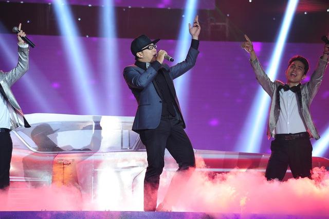 Nhóm PB Nation lựa chọn ca khúc nước ngoài mang tên Uptown Funk