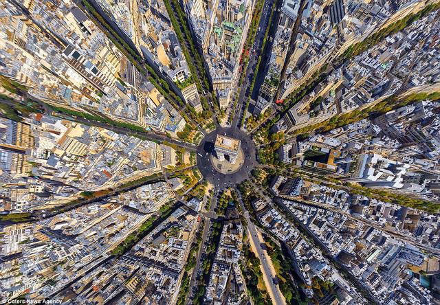 Khải Hoàn Môn tại nước Pháp
