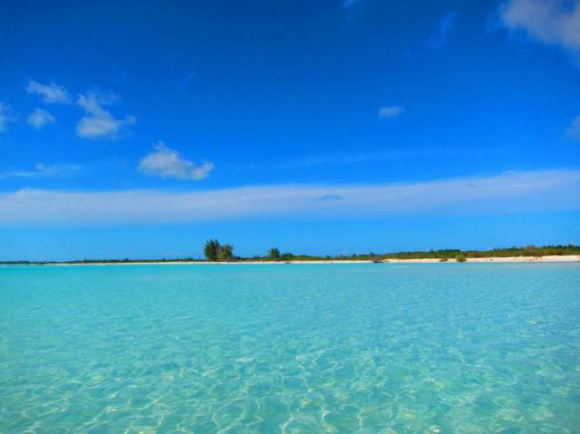 Bãi biển Playa Paraiso, Cayo Largo, Cuba. (Nguồn: AFP)