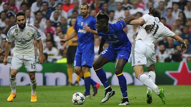 Pogba có sự trở lại ấn tượng sau chấn thương.