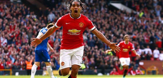 Radamel Falcao sẽ được Man Utd giữ lại bất chấp phong độ tệ hại?