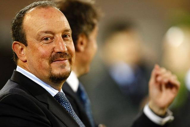 Rafa Benitez ứng viên nặng ký nhất cho vị trí HLV của Real Madrid