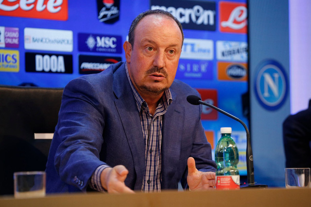 Rafael Benitez đã chính thức trở thành tân HLV của Real Madrid