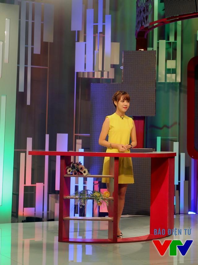 Thí sinh Cầu vồng đổ bộ dự tuyển MC Café Sáng - Ảnh 9.
