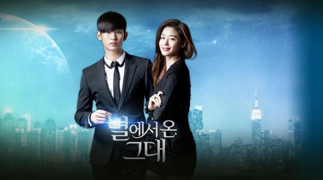 Vì sao đưa anh tới là tác phẩm đưa tên tuổi Kim Soo Hyun lên một đỉnh cao mới