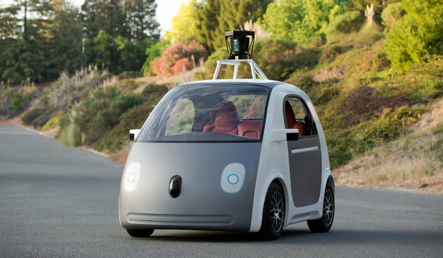 Những chiếc ô tô tự lái sẽ sớm xuất hiện phổ biến trên những con đường