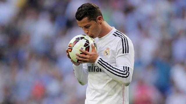 Ronaldo được trao trọng trách giúp Real ngược dòng trước Juve.