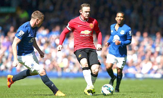 Rooney đang quyết tâm phá bỏ dớp không ghi bàn vào lưới đội bóng cũ