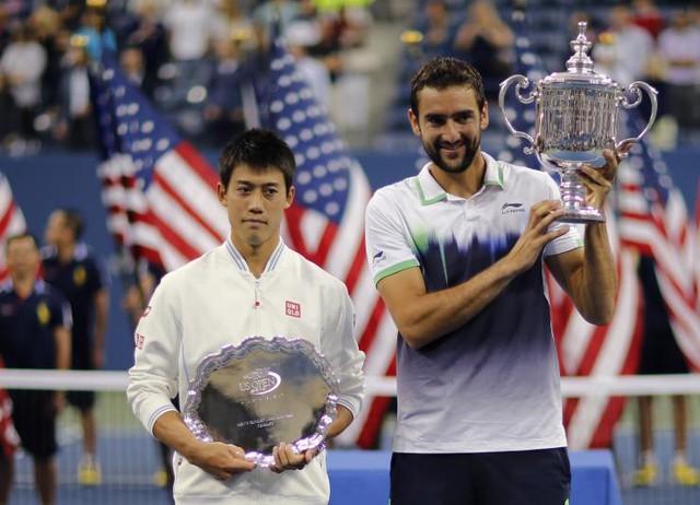 Kei Nishikori và ngôi á quân ở US Open 2014