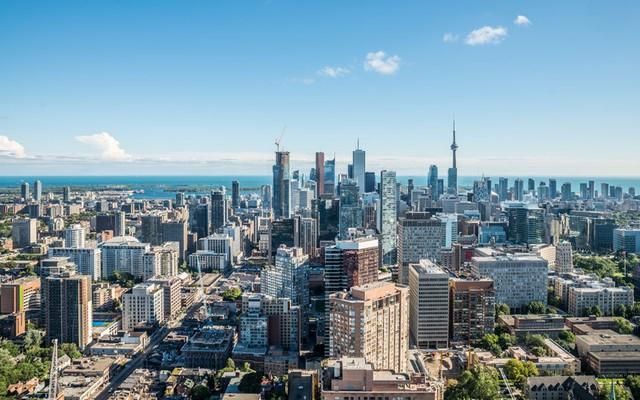 Thành phố Toronto được đánh giá cao về độ an toàn trên tất cả các tiêu chí.