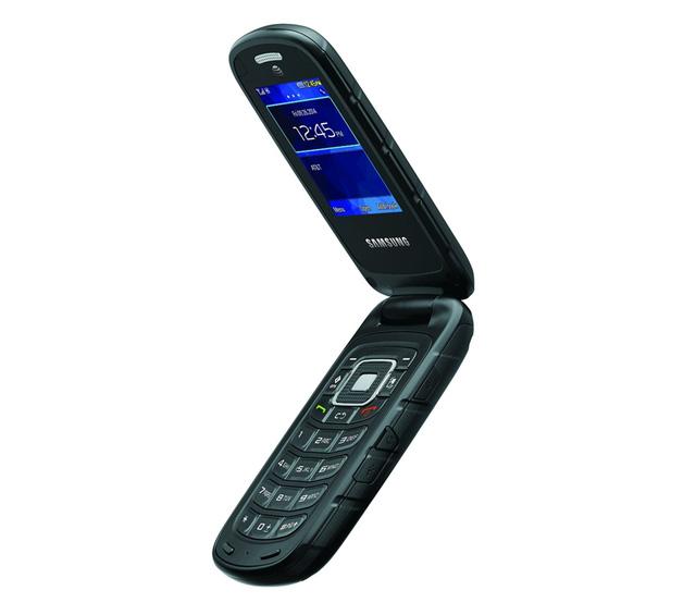 Rugby 4 là là chiếc điện thoại nắp gập có độ bền cao