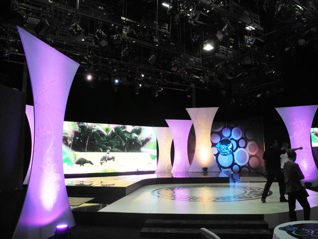 Sân khấu Gala Change Life- Thay đổi cuộc sống đang được gấp rút chuẩn bị