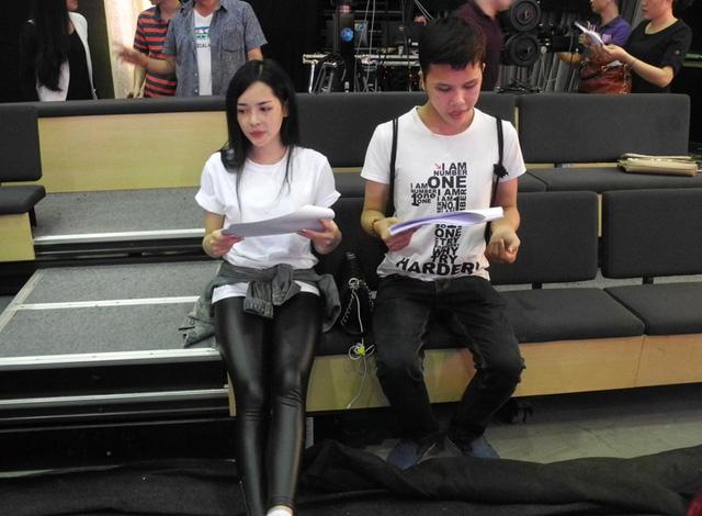 Vũ Thanh Quỳnh và Trương Nguyễn Nam Phương sẽ thử sức với vai trò MC trong đêm Gala