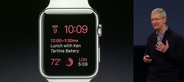 Người dùng có thể tùy chọn bổ sung các mục hiển thị trên Apple Watch